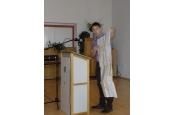 Gulyás Zoltán a Reguly fesztivált megnyitó konferencián