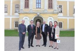 Iszkaszentgyörgyön járt Finnország nagykövete